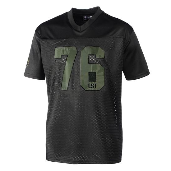 New Era Seattle Seahawks Jersey Est. Date Camo schwarz