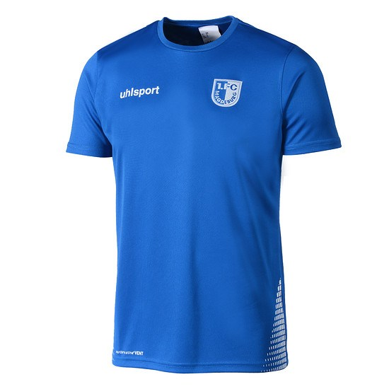 uhlsport 1. FC Magdeburg Training Shirt blau/weiß