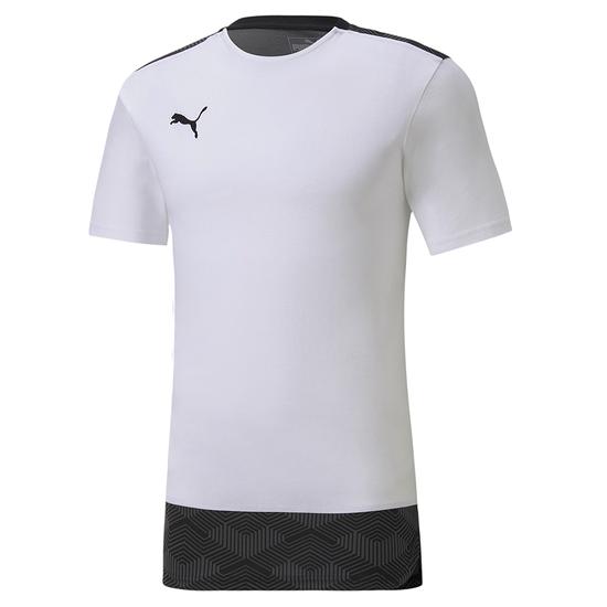 Puma T-Shirt Team FINAL 21 Weiß