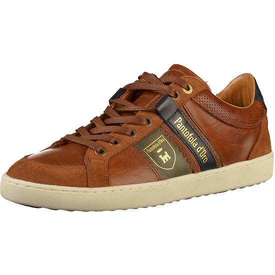 Pantofola d'Oro Sneaker Low Leder tortoise