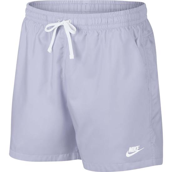 Nike Freizeit- und Badeshorts Flieder