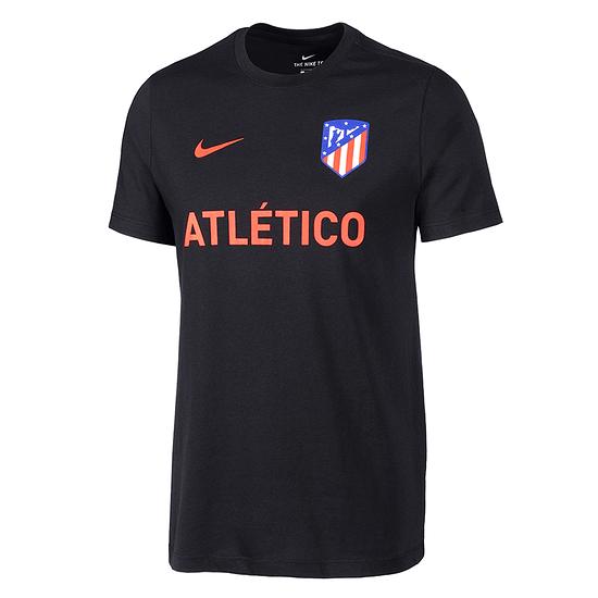 Nike Atletico Madrid T-Shirt 2019/2020 schwarz
