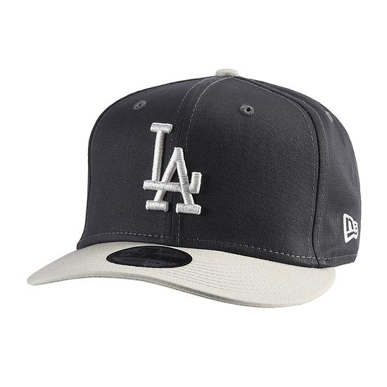 New Era Los Angeles Dodgers Cap League Essential 9FIFTY grau
