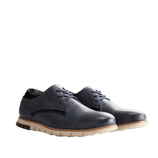 TRAVELIN OUTDOOR Sneaker Stirling blau