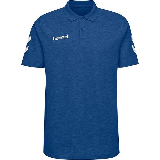hummel Poloshirt Cotton blau