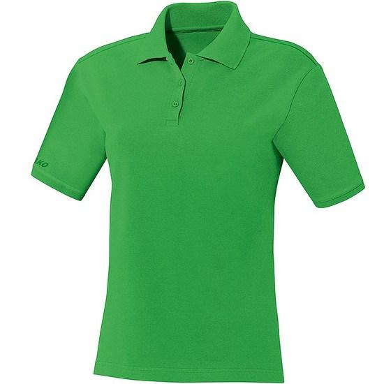 Jako Poloshirt Team soft green