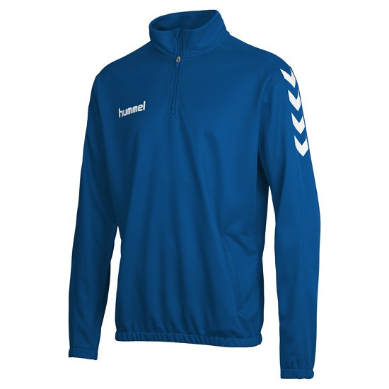 hummel Sweatshirt Core 1/2 Zip blau