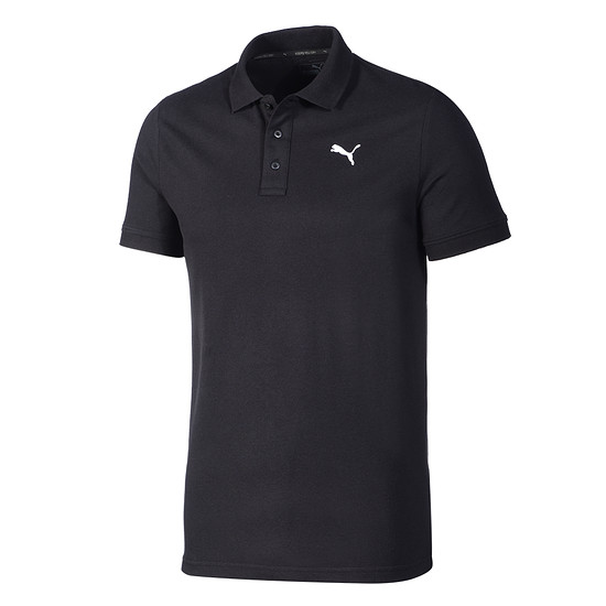 Puma Poloshirt ESS Basic Schwarz