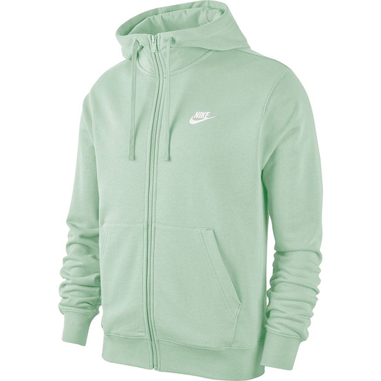 Nike Kapuzensweatjacke French Terry Mint
