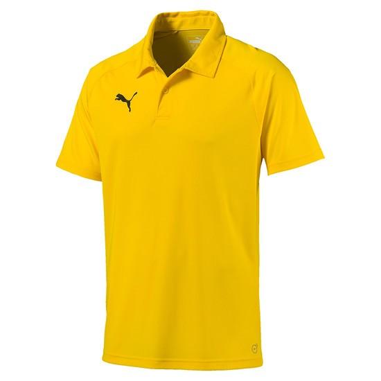 Puma Poloshirt LIGA Sideline Gelb