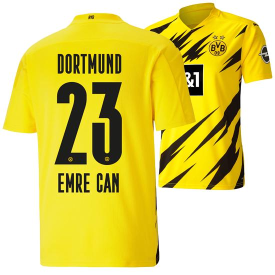 Puma Borussia Dortmund Heim Trikot EMRE CAN 2020/2021 Kinder