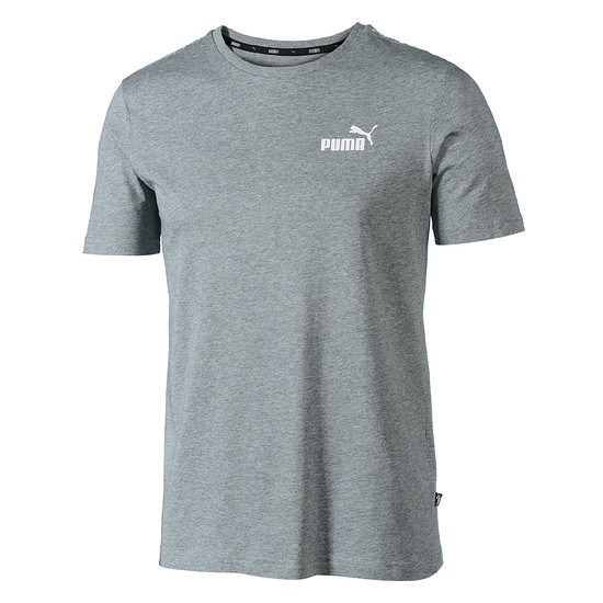 Puma T-Shirt Amplified Grau