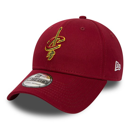New Era Cleveland Cavaliers Cap Team Essential 39THIRTY rot