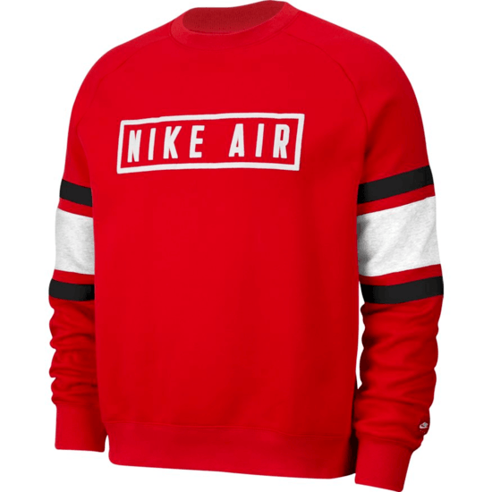 Nike Sweatshirt NIKE AIR Rot
