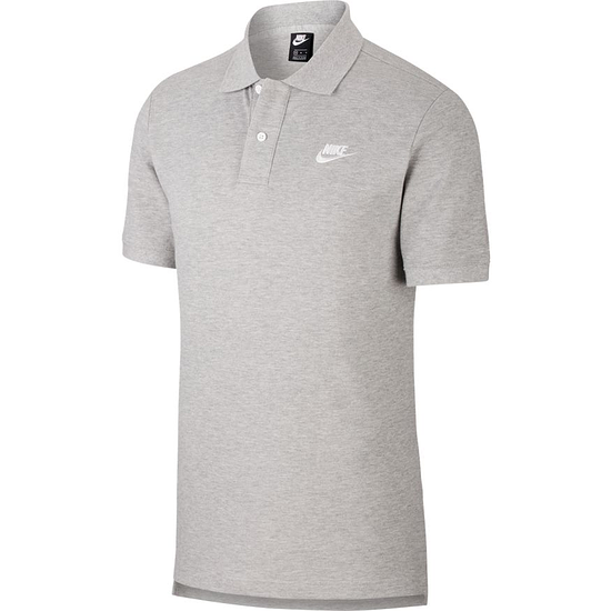 Nike Poloshirt Sportswear UNI Grau