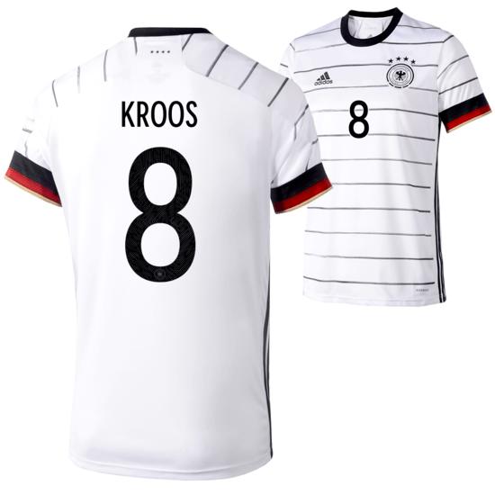 Adidas Deutschland EM 2021 DFB Trikot Heim KROOS