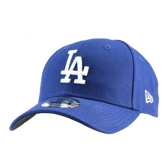 New Era Los Angeles Dodgers Cap The League blau