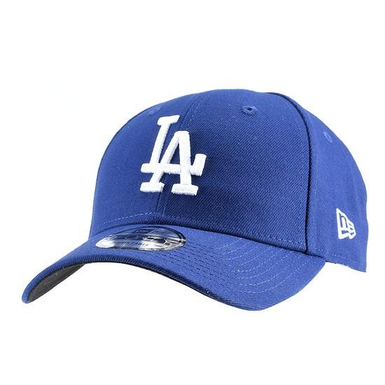 New Era Los Angeles Dodgers Cap The League gold