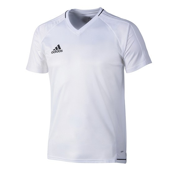 Adidas Trainingsshirt Tiro Weiß