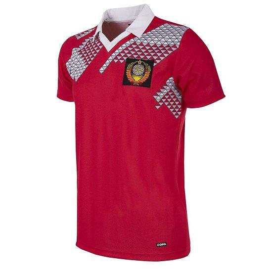 Copa Russland 1990 World Cup Short Sleeve Retro Shirt