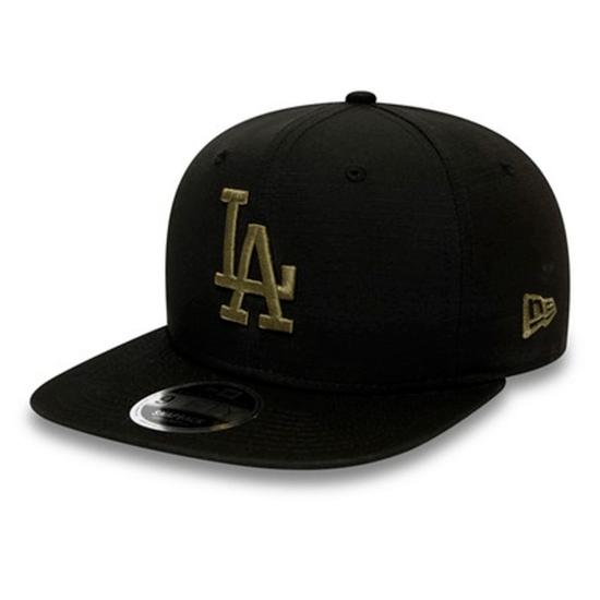 New Era Los Angeles Dodgers Cap Utility 9FIFTY schwarz