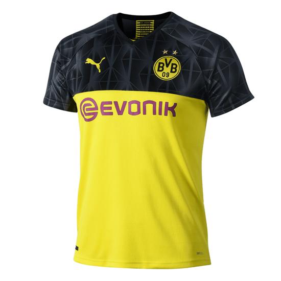 Puma Borussia Dortmund Trikot 2019/2020 CL Kinder