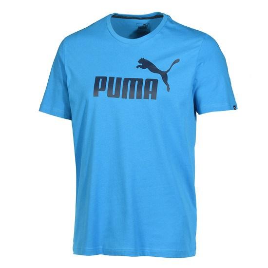 Puma T-Shirt ESS No.1 Royal
