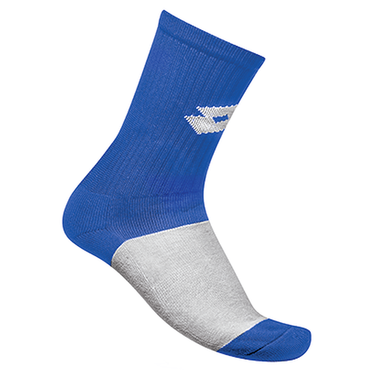 Lotto Socken Logo Training blau/weiß