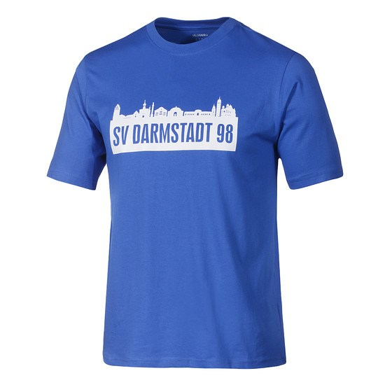 "Jako SV Darmstadt 98 T-Shirt ""Skyline"" royal"