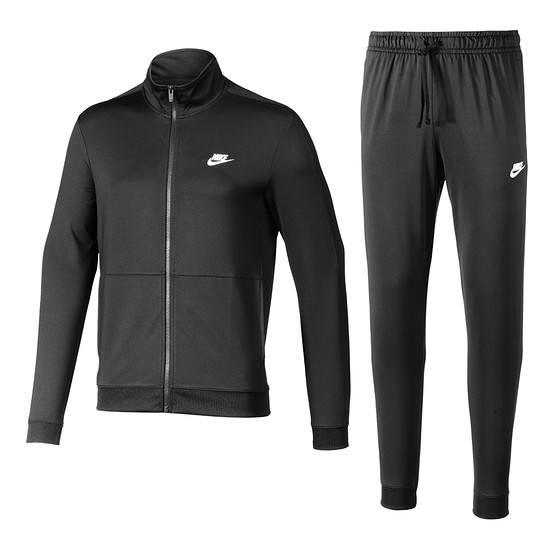 Nike Trainingsanzug NSW Schwarz