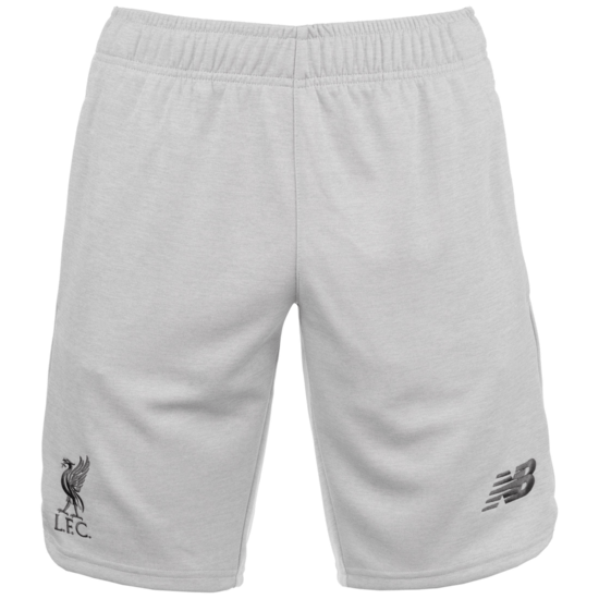 New Balance FC Liverpool Trainingsshorts Travel grau