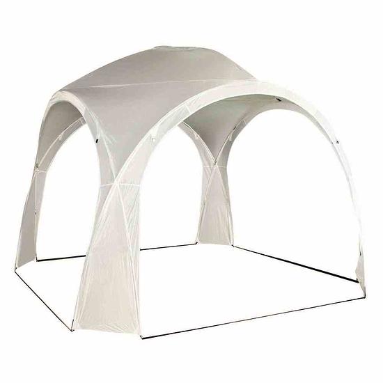 Siena Garden Sommer-Pavillon 320x320 cm Weiß