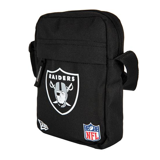 New Era Las Vegas Raiders Tasche Side Bag schwarz