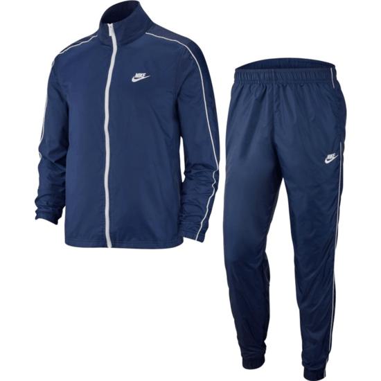 Nike Trainingsanzug Sportswear Blau