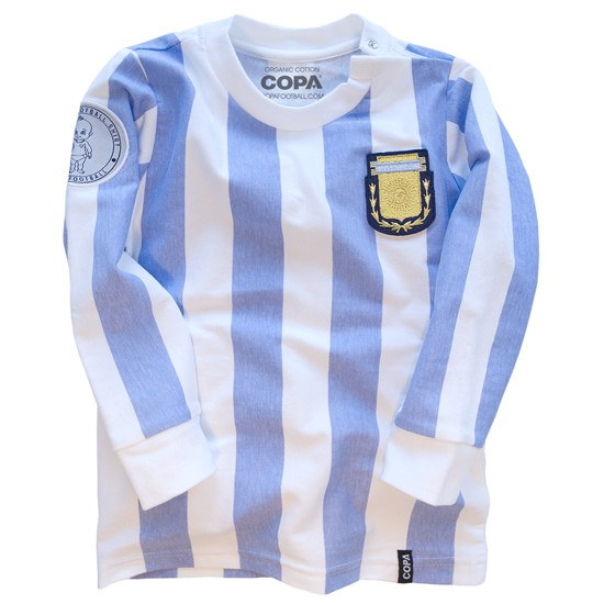 Copa Argentinien My First Football Shirt