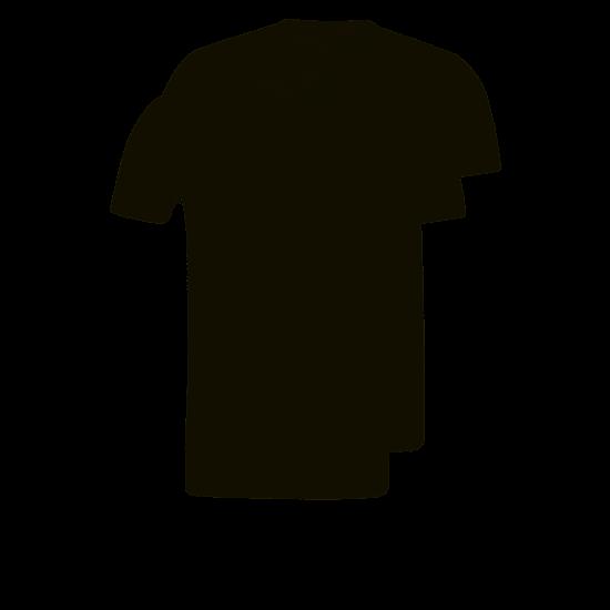 Puma T-Shirt 2er Pack Basic Crew Grau