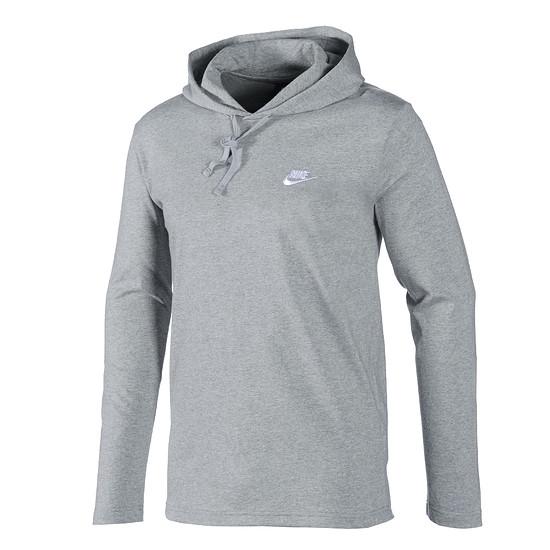Nike Kapuzenpullover Sportswear Grau