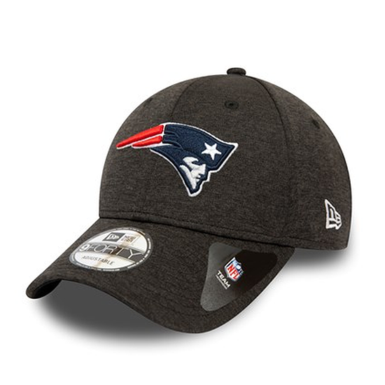 New Era New England Patriots Cap Shadow Tech 9FORTY schwarz