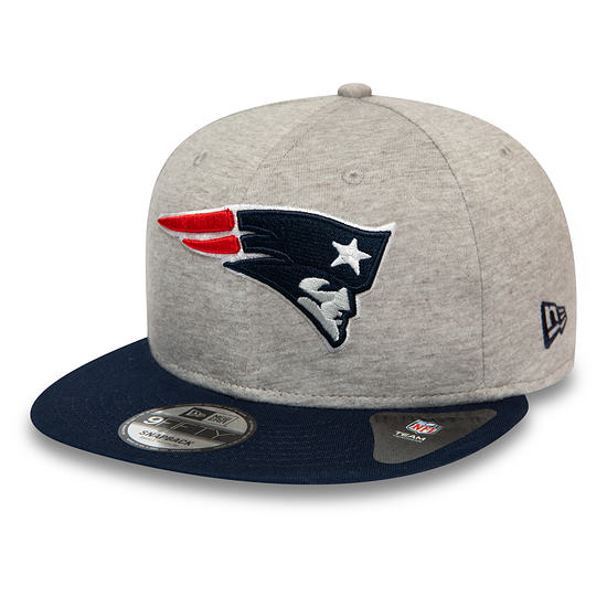 New Era New England Patriots Cap Established 9FIFTY blau