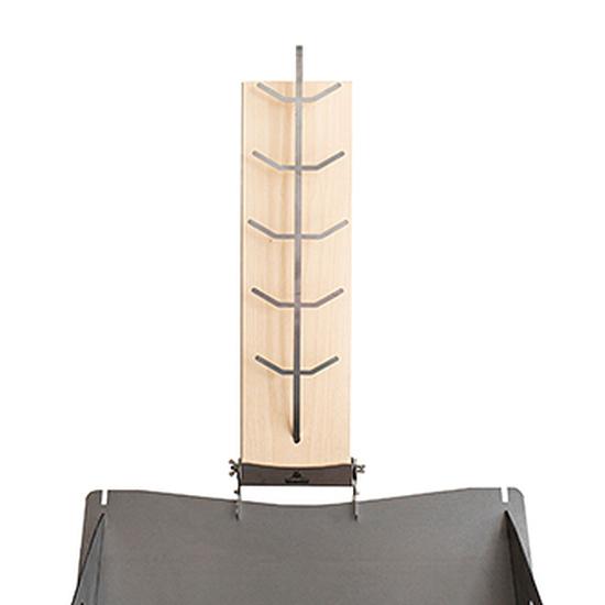 Siena Garden Lachsflammbrett passend zu Feuerschale Fuego silber/birke