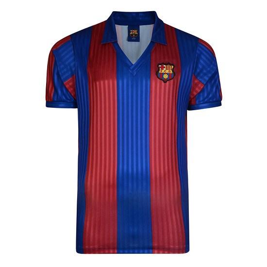 FC Barcelona Retro Trikot 1992