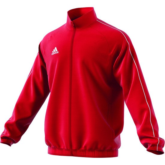 Adidas Präsentationsjacke Core 18 Rot