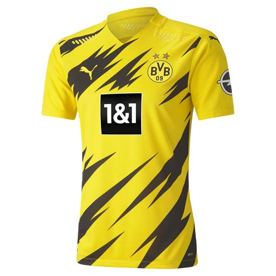 Puma Borussia Dortmund Trikot Heim Authentic 2020/2021