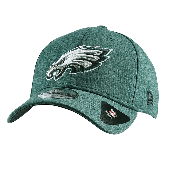 New Era Philadelphia Eagles Cap Shadow Tech 39THIRTY grün
