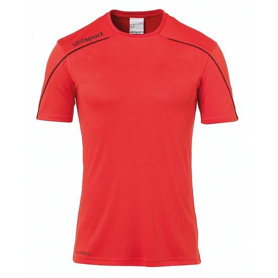 uhlsport Trainingsshirt Stream 22 rot/schwarz