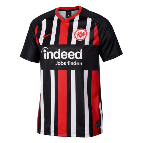 Nike Eintracht Frankfurt T-Shirt Training 2019/2020 Schwarz