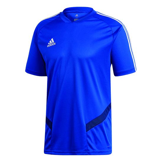 Adidas Trainingsshirt Tiro 19 Blau