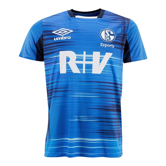 Umbro FC Schalke 04 e-Sports Trikot 2019/2020 Reflex