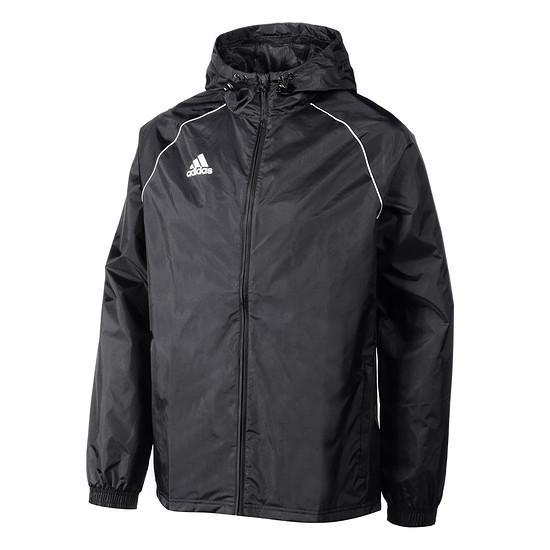 Adidas Regenjacke Core 18 Schwarz