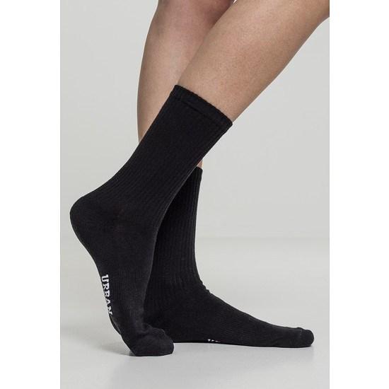 URBAN CLASSICS Socken Sport Logo 3er-Pack schwarz - kaufen & bestellen im  BILD Shop